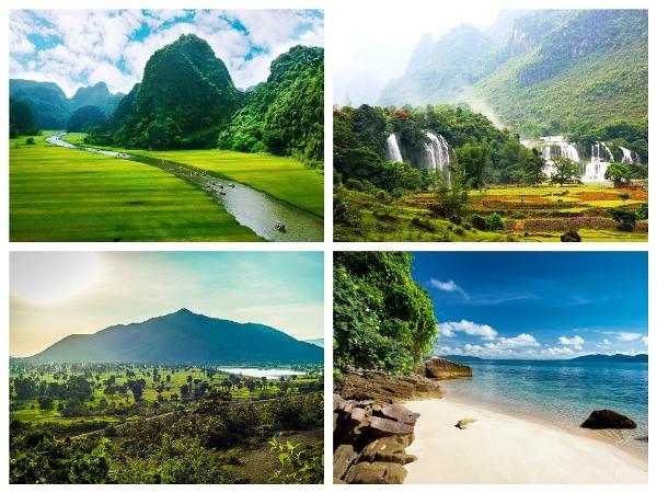 ландшафты Камбоджи