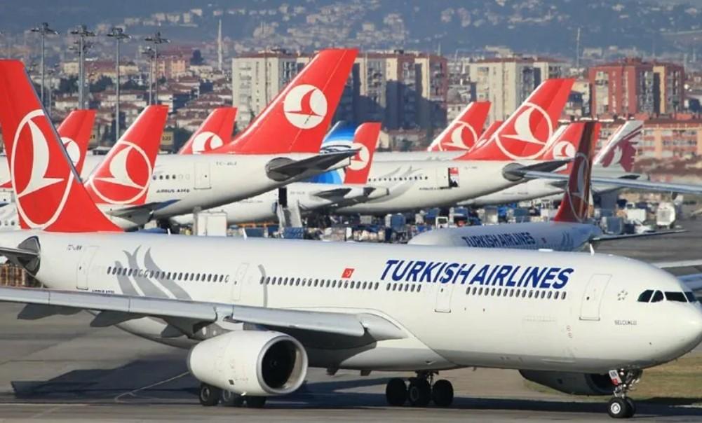 открыть воздушное сообщение с Турцией