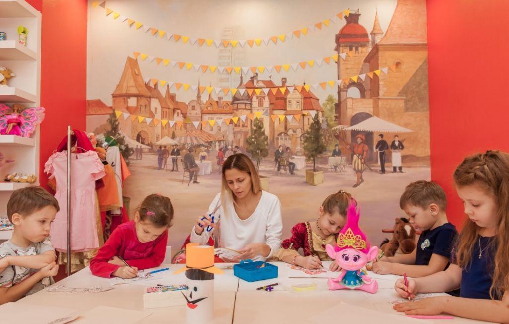 Бридж Резорт детская комната