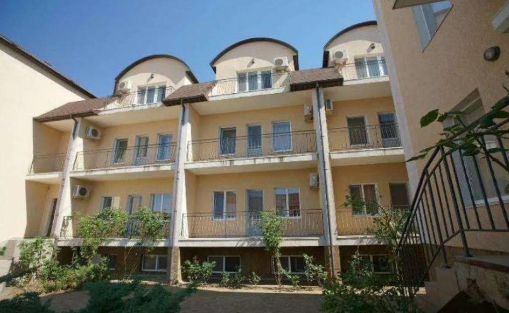 гостиница Солнечный Крым