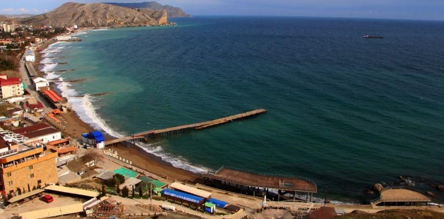 Крымский поселок Штормовое – все условия для прекрасного отдыха