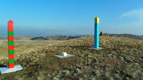 Российско-казахская граница